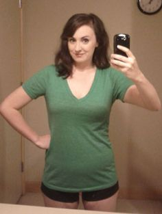 Watch This Insane Animated GIF Of A Woman Losing 88 Pounds Over The Course Of A Year