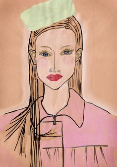 FASHION - Susanne Eriksson Illustrations