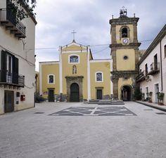 La Chiesa Madre di Santo Stefano di Camastra, dedicata a S. Lucia
