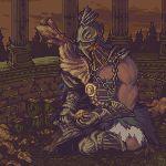 Dark Souls - Hawkeye Gough by Zedotagger.deviantart.com on @DeviantArt