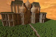 Kardikew Palace Minecraft World Save