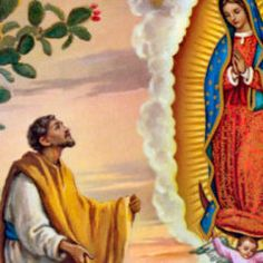 The feast in honor of Our Lady of Guadalupe goes back to the sixteenth century. Chronicles of that period tell us the story. A poor Indian named Cuauhtlatohuac was baptized and given the name Juan Diego. He was a 57-year-old widower and lived in a small village near Mexico City. On Saturday morning, December 9, 1531, he was on his way to a nearby barrio to attend Mass in honor of Our Lady.
