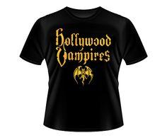 The Hollywood Vampires - The Last Vampire Camiseta