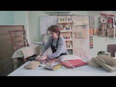 Cuaderno de taller Nº2: Decape con dos colores - YouTube