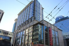 downtown buildings of vancouver - Google Search
