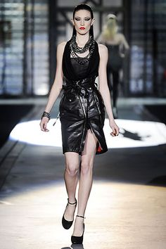 Fall 2010, Dsquared²