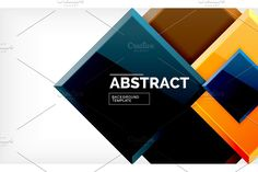 Mosaic Designs, Geometric Background, Chart, Templates, Abstract, Creative, Modern, Summary, Stencils