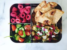 Lunch Box: Marie Claire