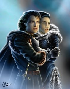 The Narcheska and the Prince by VLAC.deviantart.com on @DeviantArt