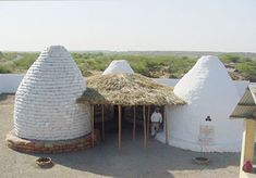 The Earthbag Domes