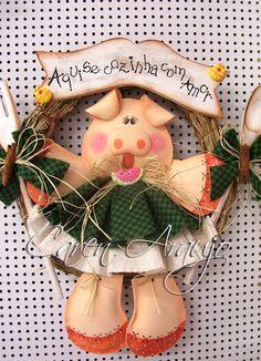 Descripción Ladybug, Flamingo, Diy And Crafts, Patches, Lettering, Christmas Ornaments, Country, Holiday Decor, Create