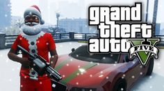 GTA Online's Christmas DLC Soon To Be Announced?