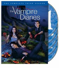 The Vampire Diaries: The Complete Third Season DVD ~