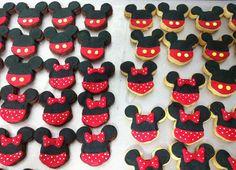 mickey and minnie cookies — Cookies!