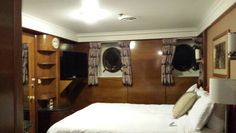 Haunted Queen Mary Ship