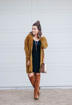 Three Fall Outfits,