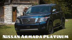 Nissan Armada Platinum Reserve Flagship Full Size SUV
