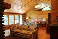 Large Stonebridge Log Cabin