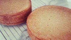 Biscuit basistaart, succesrecept voor een luchtige taart