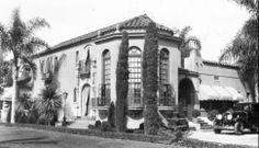 Historic Houses of California - Orange County - Fullerton - Muckenthaler House - 1921