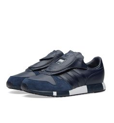 HYKE x adidas Originals Micropacer: Blue