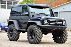 Mercedes G500, Mercedes G Wagen, Mercedes Benz Forum, Black Mercedes Benz, Mercedes Benz G Class, Country Girl Truck, Suv Trucks, Trucks And Girls, G Wagon