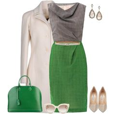 """outfit 1263"" by natalyag on Polyvore"