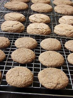 Guiness-Chocolate Spice Cookies