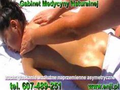 Masaż klasyczny - wybrane techniki masażu klasycznego - Gabinet Medycyny Naturalnej - YouTube