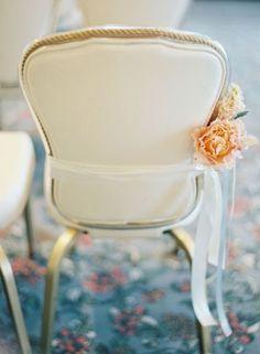 Estas son las ideas más increíbles para decorar las sillas en tu boda 2016 Image: 3