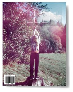 Fallen Magazine  love love love this front cover!