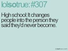 Im a freshman...so idk.