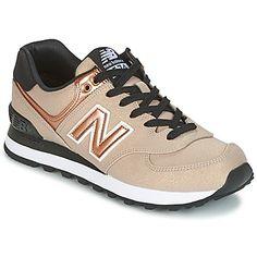 Παπούτσια Γυναίκα Χαμηλά Sneakers New Balance WL574 BRONZE