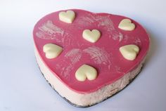 TARTA SAN VALENTIN 2011 Pudding, Sugar, Cookies, Breakfast, Desserts, Food, Pastries, Saints, Home