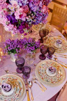 Purple POSH Perfection with Jordan Payne and Celina Gomez Photography.