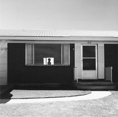 Robert Adams | The Place We Live | Yale University Art Gallery - Colorado Springs, Colorado, 1968