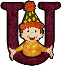 Birthday U (Ducky's Design)