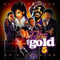 DJ Triple Exe – Retro Gold 5