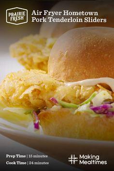 Chicken Soup Recipes, Pork Recipes, Recipies, Air Fry Recipes, Air Fryer Dinner Recipes, Healthy Cooking, Healthy Eating, Healthy Recipes, Finger Food Appetizers