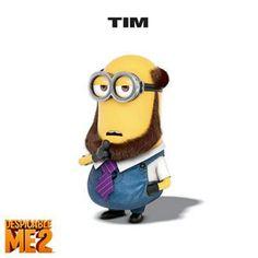 Minion Tim