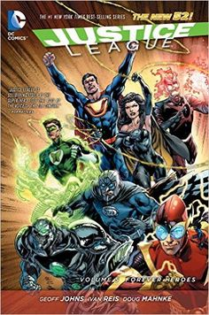 Justice League Vol. 5: Forever Heroes (The New 52) (Jla (Justice League of America)), Geoff Johns, 9781401254193, 9/2