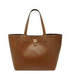 Mulberry Tessie Tote in oak