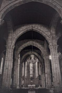 Iglesia de Santiago (Betanzos - Spain)