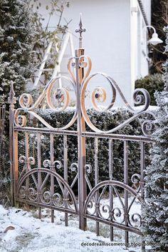 Dreams Come True: Winter Impressionen aus unserem Garten und ein paar gute Gründe für einen Spaziergang