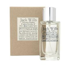 Ladies Fragrance 50ml From Jack Wills