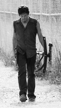 "Daryl - Season 3/4 - ""Killer Within"""