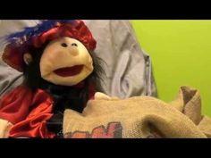 De zak van zwarte piet Thema Sint - YouTube Living Puppets, School Themes, Kindergarten Teachers, Saints, Children, Fictional Characters, Stage, December, Create