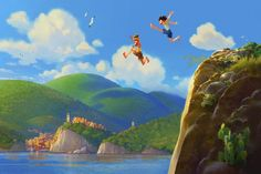 Pixar's 'Luca' to Skip Theaters and Debut as Disney+ Exclusive