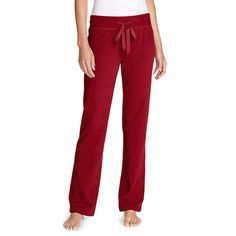 Eddie Bauer Women's Brushed Fleece Pants - Now Fashion Shop Eddie Bauer, Streetwear, Under Armour, All Fashion, Womens Fashion, Fleece Pants, Fit, Pajama Pants, Legs