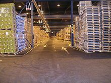 Logistics Center: Dunnage